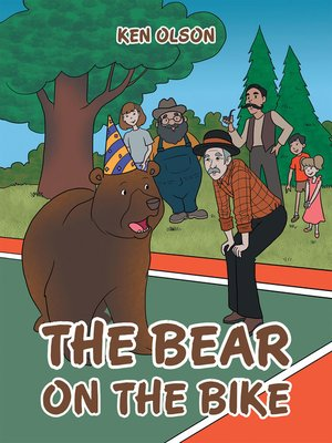 cover image of The Bear on the Bike