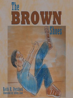 cover image of The Brown Shoes