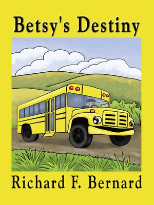cover image of Betsy's Destiny
