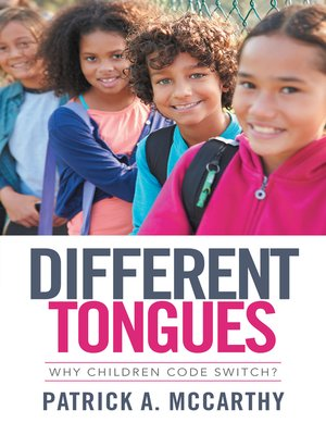 cover image of Different Tongues