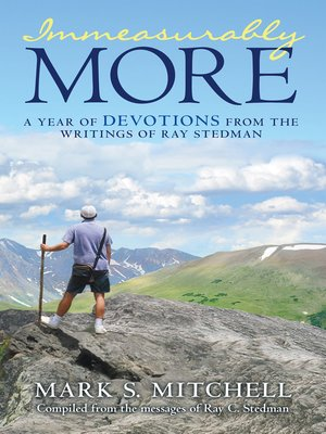 cover image of Immeasurably More