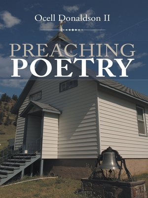 cover image of Preaching Poetry