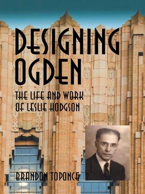 cover image of Designing Ogden