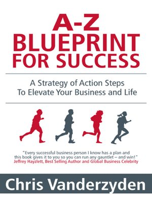 cover image of A-Z Blueprint for Success