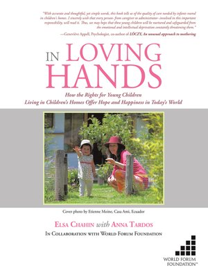 cover image of In Loving Hands
