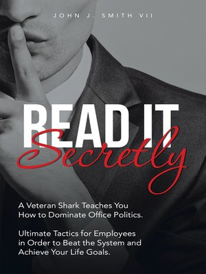cover image of Read It Secretly