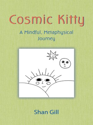 cover image of Cosmic Kitty