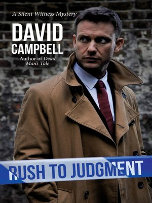 cover image of Rush to Judgment