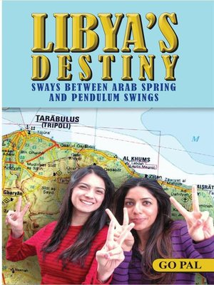 cover image of Libya's Destiny
