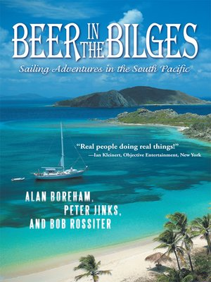 cover image of Beer in the Bilges