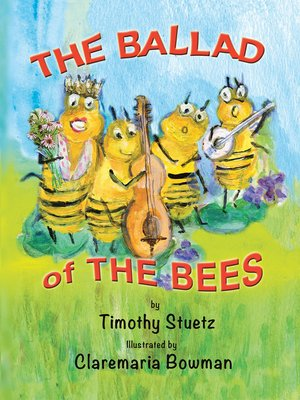 cover image of The Ballad of the Bees