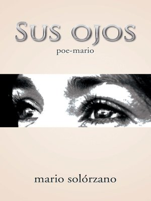 cover image of Sus ojos