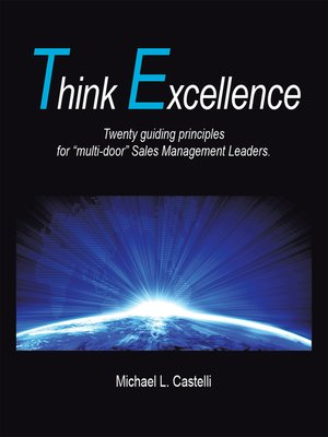 cover image of Think Excellence
