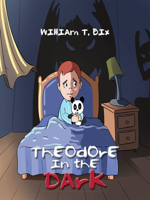 cover image of Theodore in the Dark