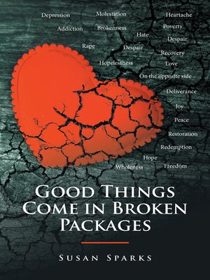cover image of Good Things Come in Broken Packages