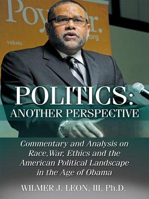 cover image of Politics