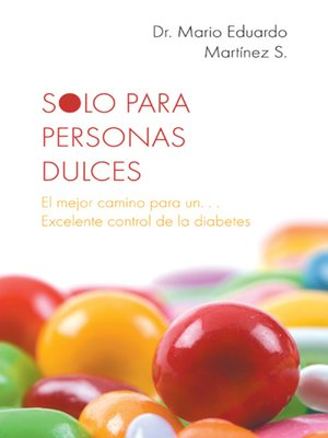cover image of Solo Para Personas Dulces