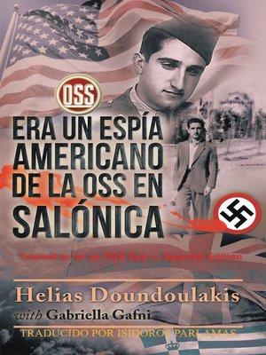 cover image of Era Un Espi´a Americano De La Oss En Salo´nica