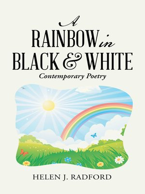 cover image of A Rainbow in Black & White