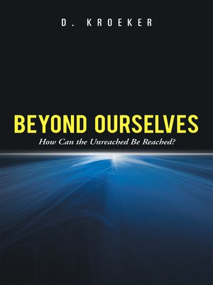 cover image of Beyond Ourselves
