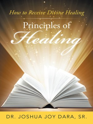 cover image of Principles of Healing