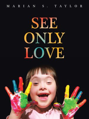 cover image of See Only Love
