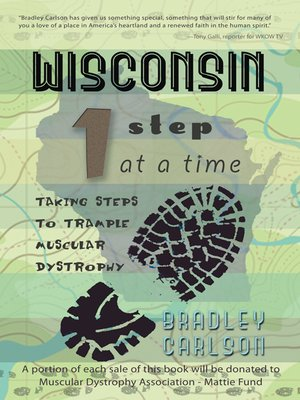 cover image of Wisconsin 1 Step at a Time