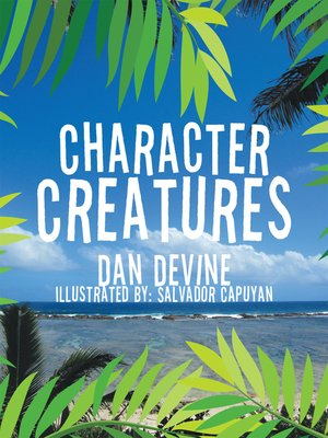 cover image of Character Creatures