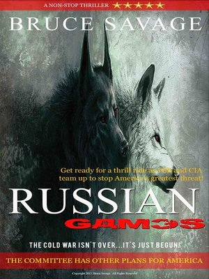 cover image of Russian Games