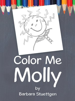 cover image of Color Me Molly