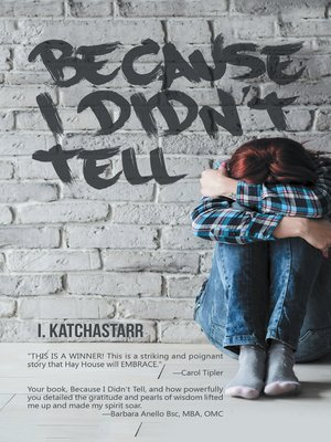 cover image of Because I Didn't Tell