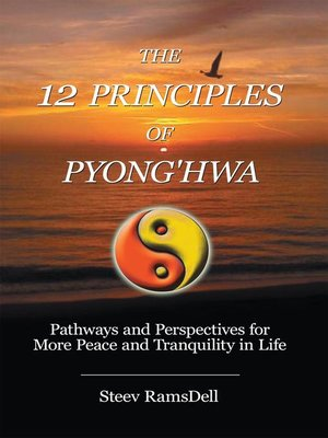 cover image of The 12 Principles of Pyong'hwa