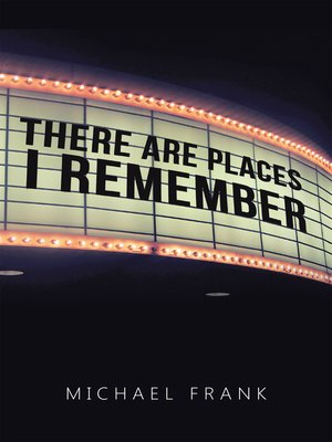 cover image of There Are Places I Remember