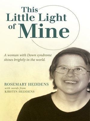 cover image of This Little Light of Mine