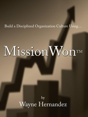 cover image of Build A Disciplined Organization Culture