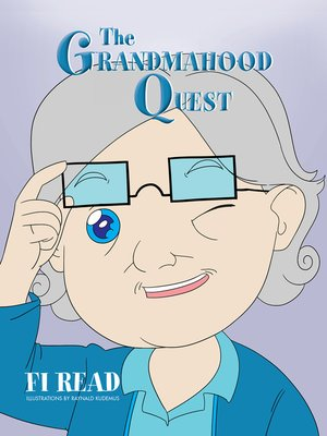 cover image of The Grandmahood Quest