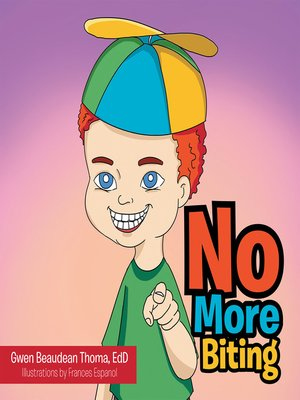 cover image of No More Biting