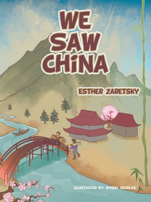 cover image of We Saw China