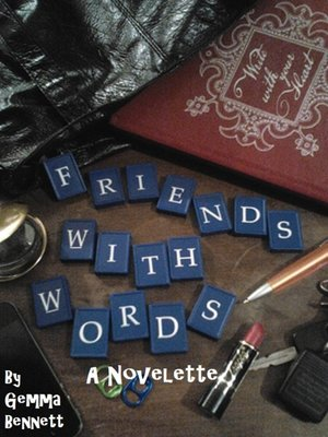 cover image of Friends With Words