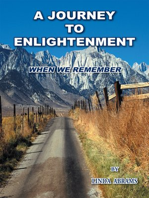 cover image of A Journey to Enlightenment