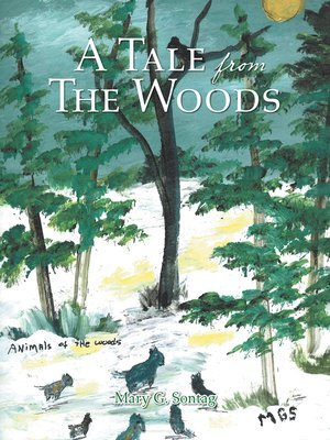 cover image of A Tale from the Woods