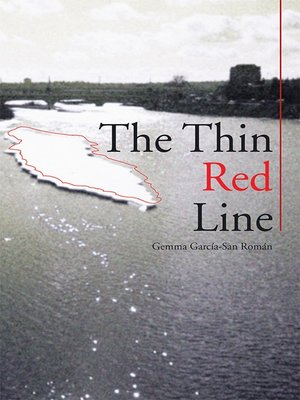 cover image of The Thin Red Line