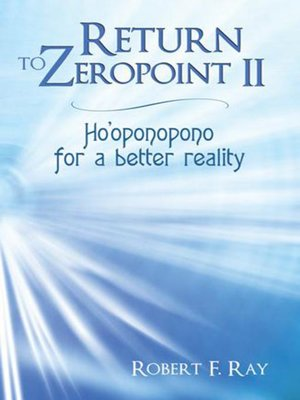 cover image of Return to Zeropoint II