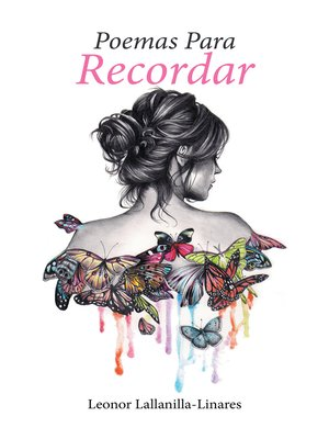 cover image of Poemas para recordar