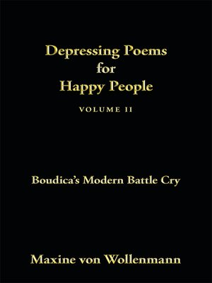 cover image of Depressing Poems for Happy People Volume II