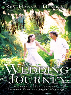 cover image of The Wedding Journey