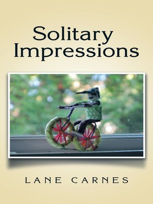 cover image of Solitary Impressions