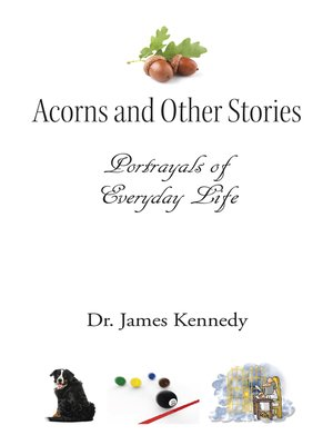 cover image of Acorns and Other Stories