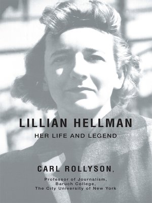cover image of Lillian Hellman