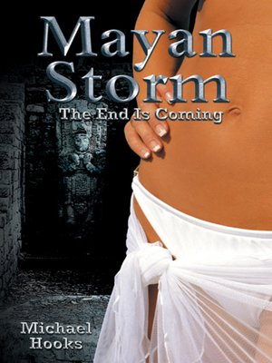 cover image of Mayan Storm